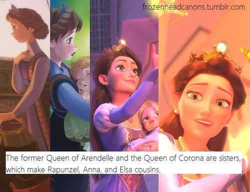 Frozen Headcanon
