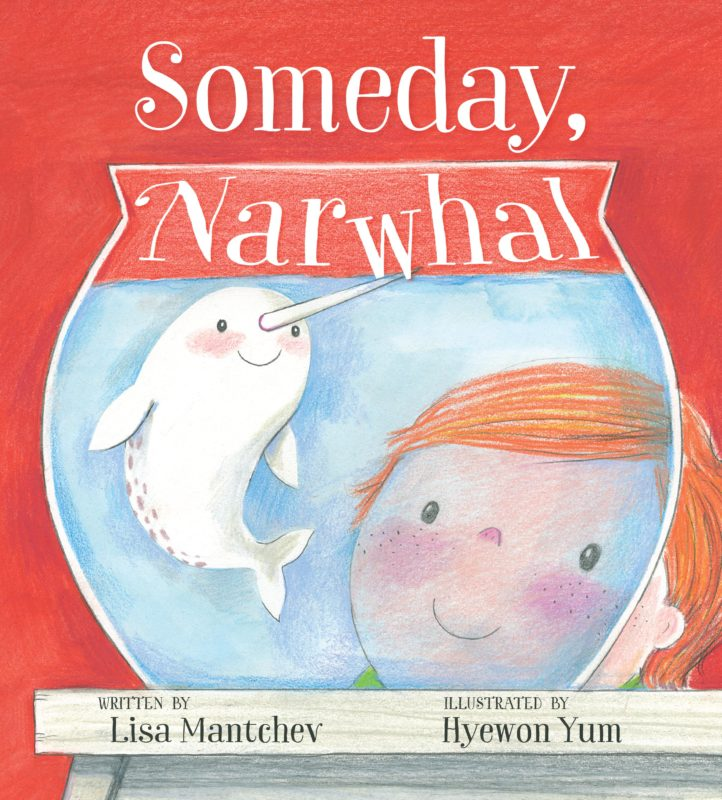 Cover Reveal: Someday, Narwhal