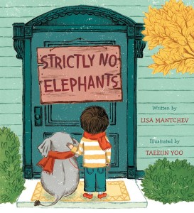Cover Reveal for STRICTLY NO ELEPHANTS!