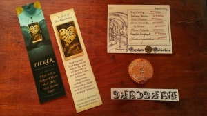 Bookplates, Nonsense Seals, and Tattoos (oh, my!)