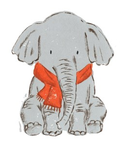 Happy Book Birthday, Tiny Elephant!