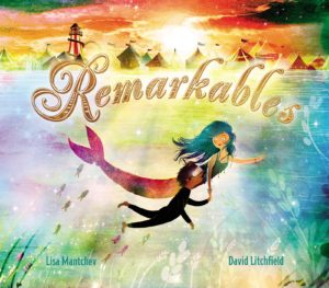 Cover Reveal: REMARKABLES