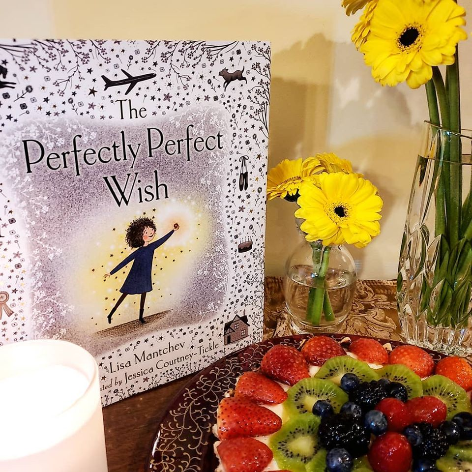 Happy Book Birthday, The Perfectly Perfect Wish!
